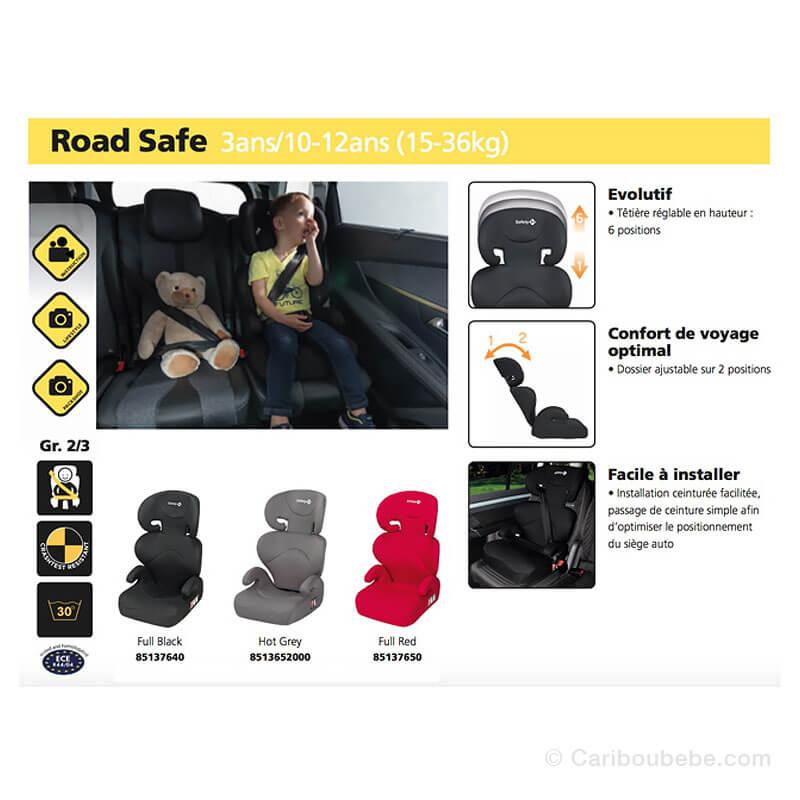 Siège Auto Road Safe Gpe2-3 Safety