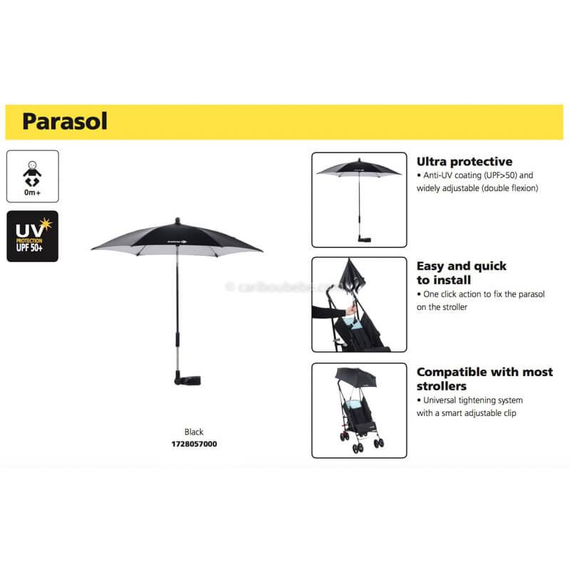 Parasol Black Safety