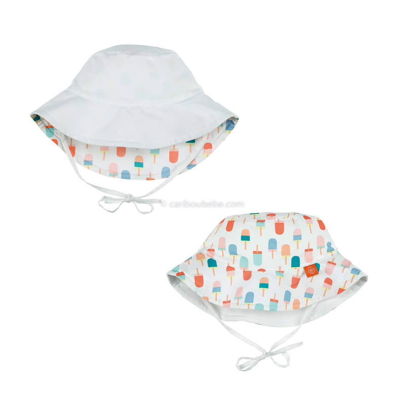 Chapeau de Soleil Réversible Glace Lassig2