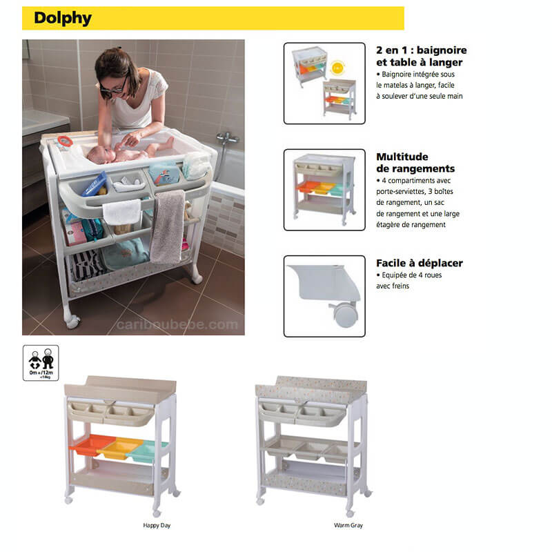 Baignoires Dolphy Safety