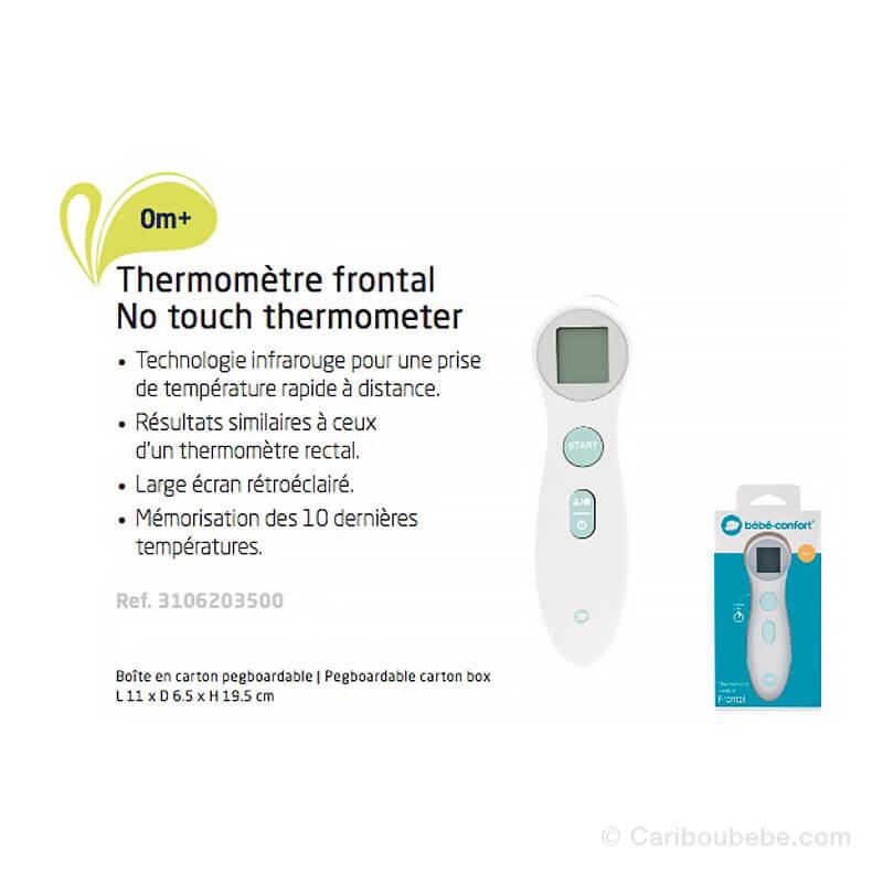 Thermomètre Frontal Bébé Confort