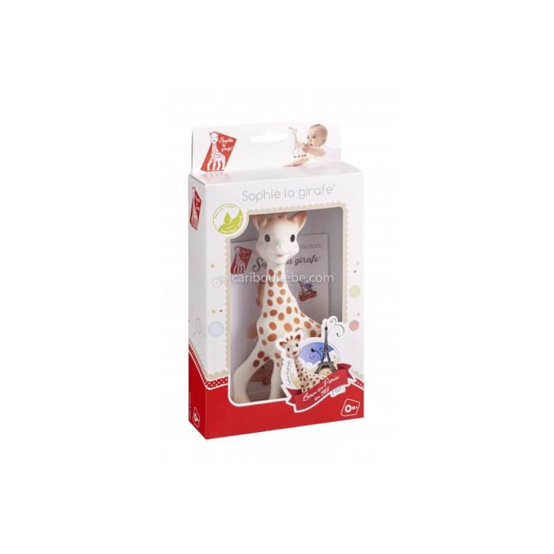 Sophie La Girafe en Boîte Cadeau Sophie La Girafe