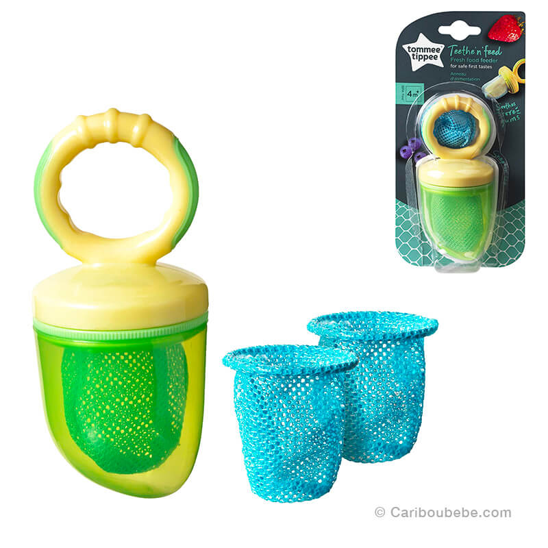 Grignoteuse Anneau d'Alimentation 4M Tommee Tippee