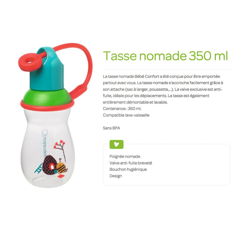 Tasse Nomade 350ml Bébé Confort
