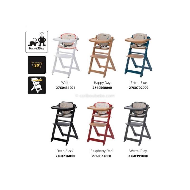 Chaises Haute Évolutive Timba Safety