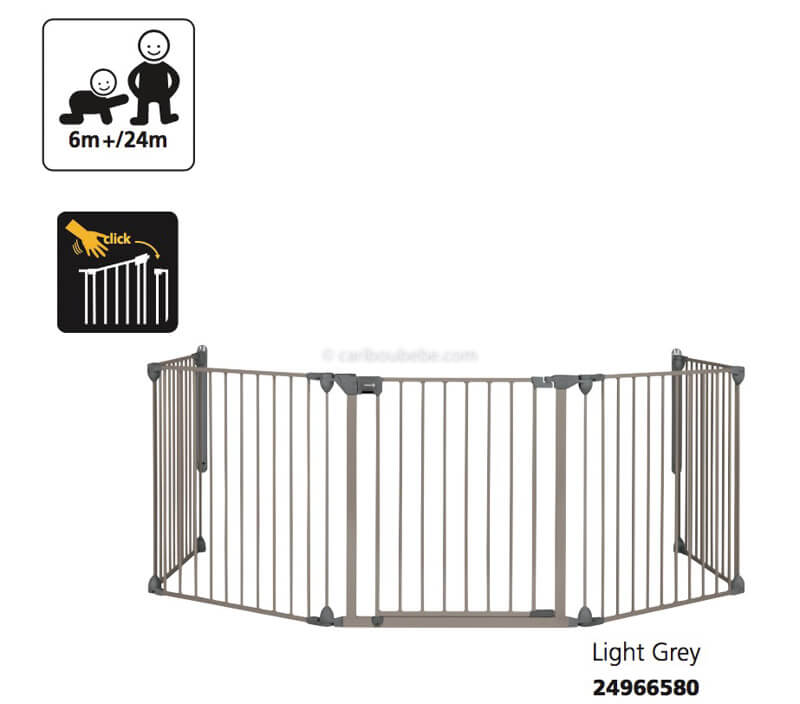 Barrière Modulable 5 Safety