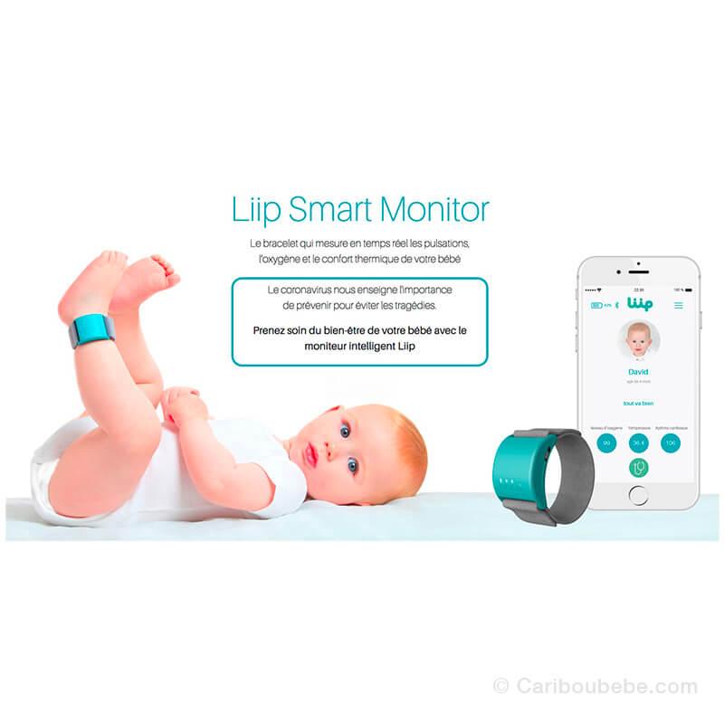 Tensiomètre Bébé Bracelet Smart Monitor 0-7A Liip