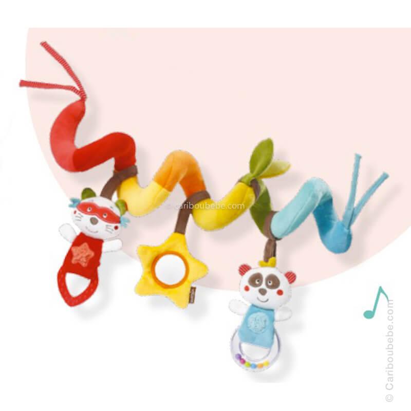 Spiraloo Activités Babysun
