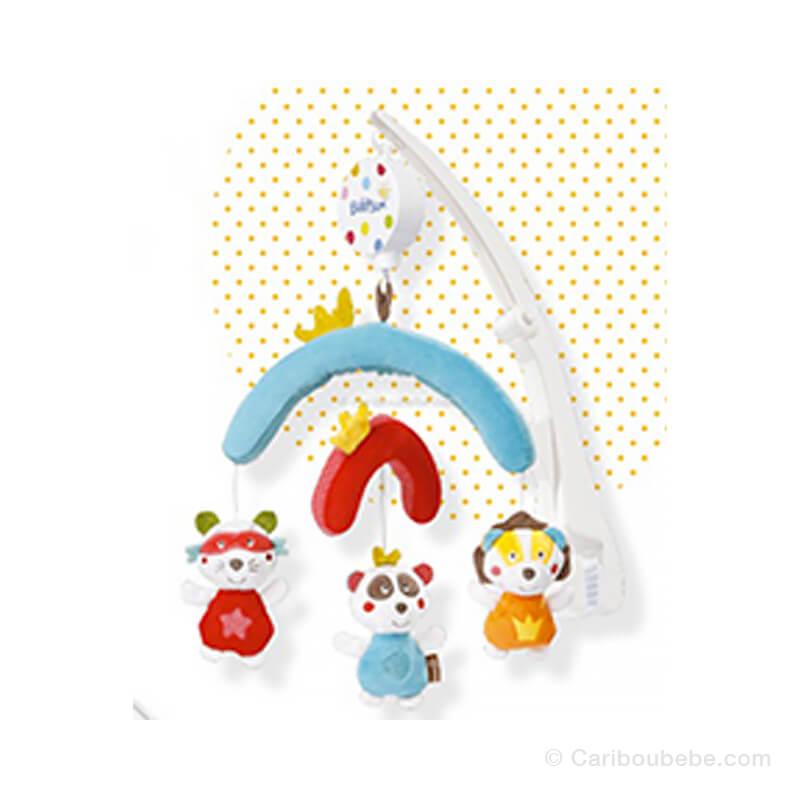 Mini Mobile Musical de Voyage +0M Babysun