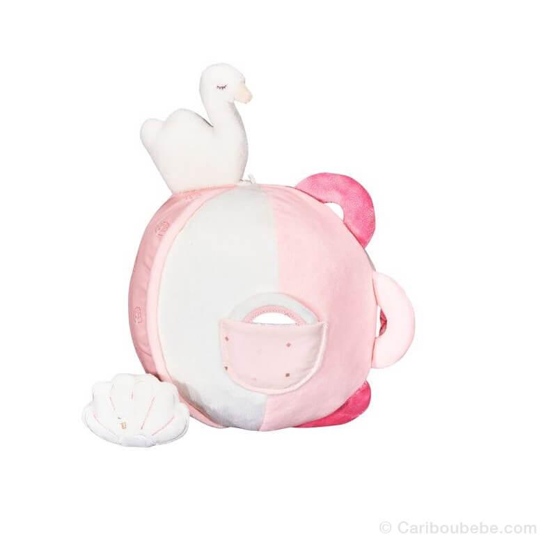 Balle d'Activités Baby Swan Sauthon Baby Déco