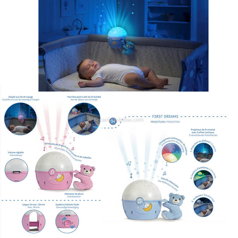 Projecteur Next2Stars First Dreams Chicco