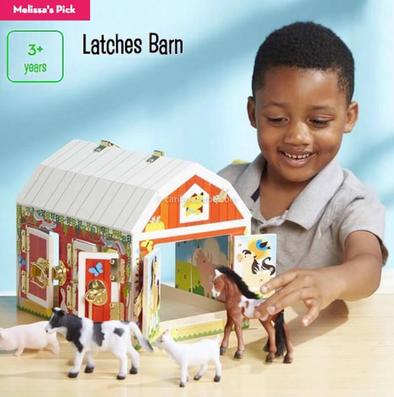 Latches Barn 3A Melissa&Doug