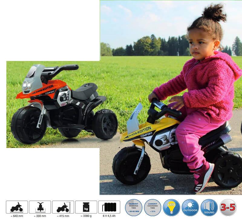 Ride On ETrike Racer 3-5A Jamara