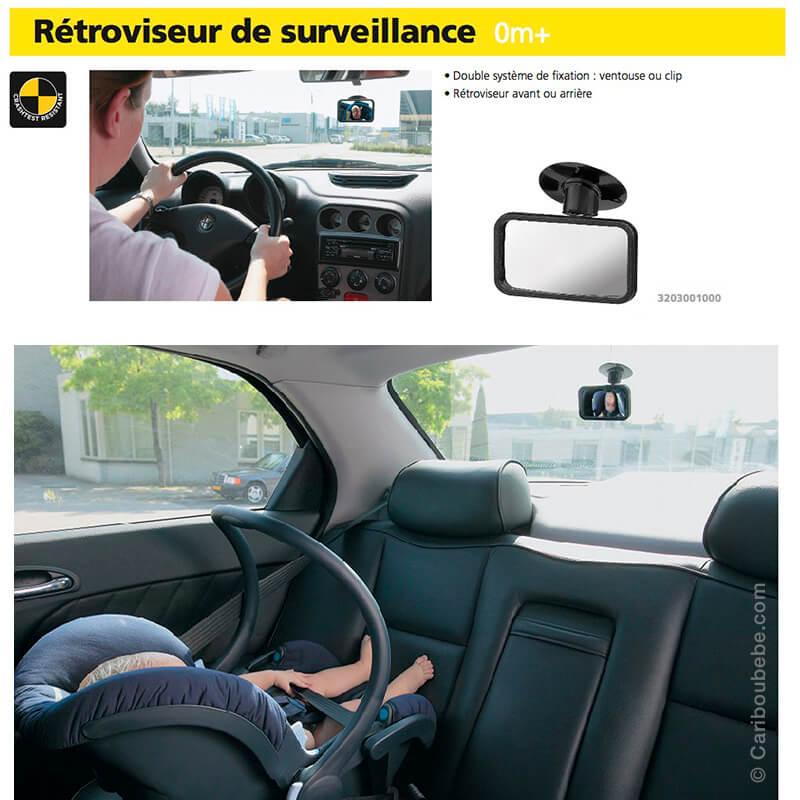 Rétroviseur de Surveillance Safety