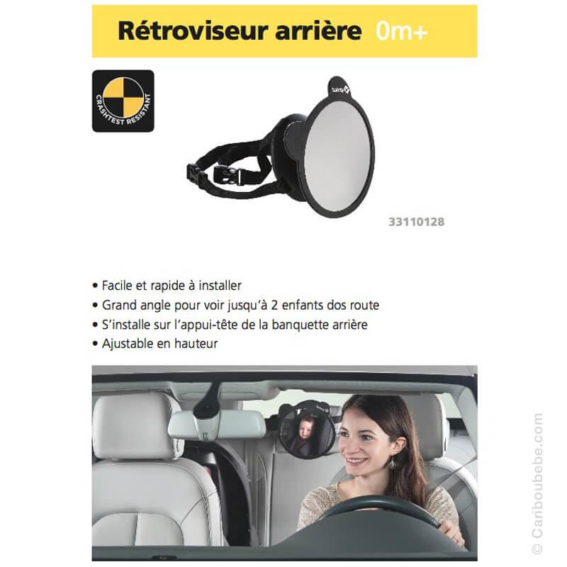 Rétroviseur Arrière Safety