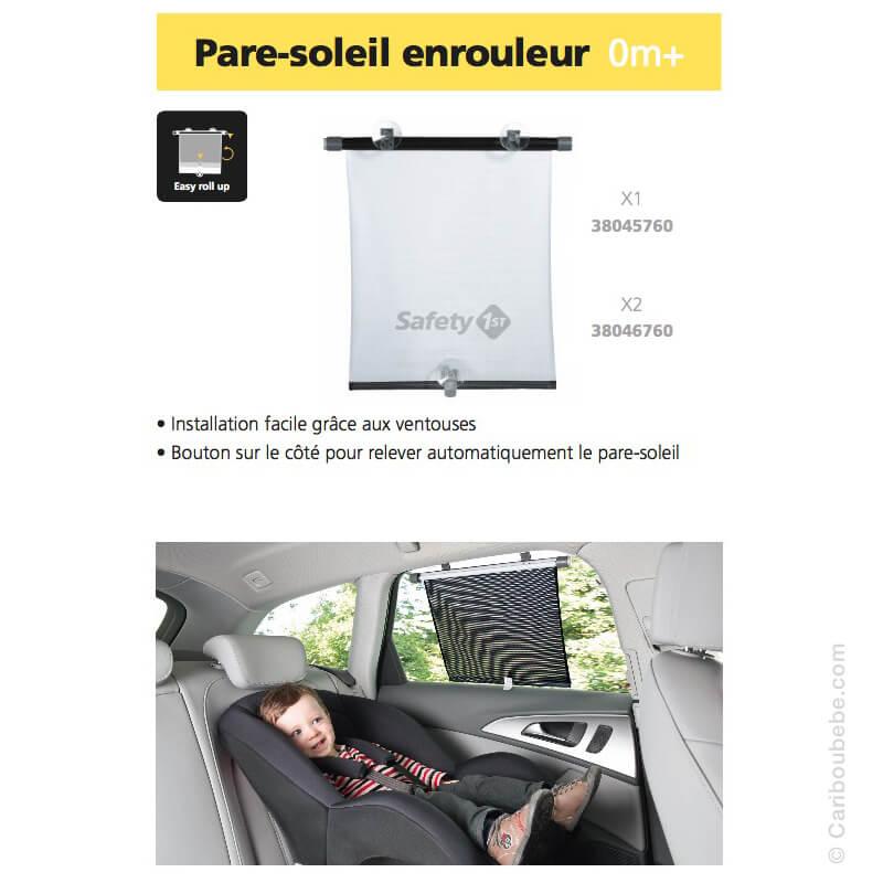 Pare-Soleil Enrouleur Safety