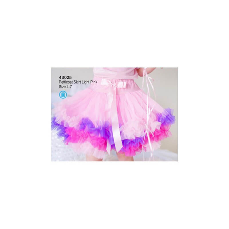 Petticoat Skirt Light Pink Great Pretenders