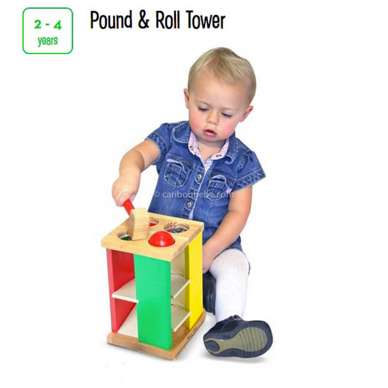 Pound And Roll 2-4A Melissa&Doug